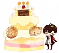HPBD Hi-chan!!! - hibari-kyoya photo