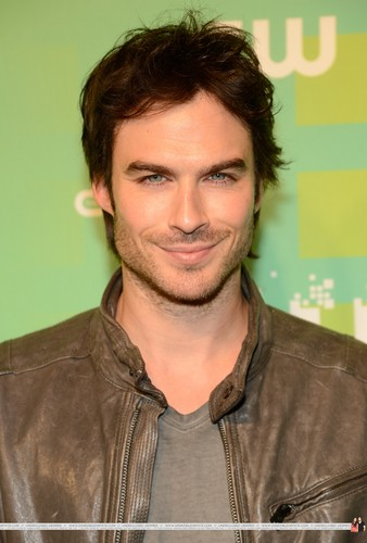 Ian Somerhalder images HQ Pics - The CW Network's 2012 Upfront - Red Carpet - May, 17 HD wallpaper and background photos
