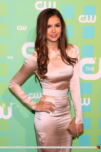 HQ Pics - The CW Network's 2012 Upfront - Red Carpet - May, 17