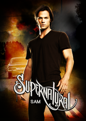 HUGE POSTER - sam-winchester Photo
