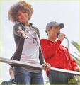 Halle Berry: Revlon Walk Hostess