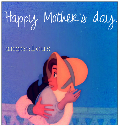 Happy Mother's Day:)!