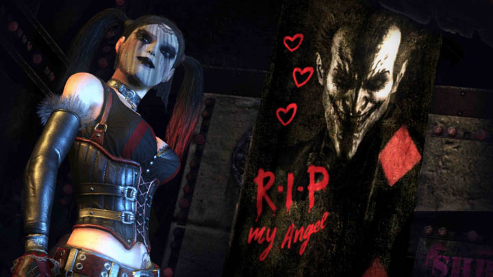 Batman Arkham City images Harley Quinn's Revenge ...