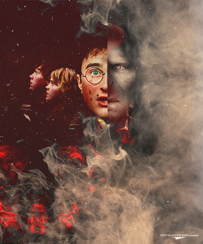 Harry Potter - harry-potter Fan Art