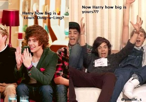 Harry and Louis LLN!!