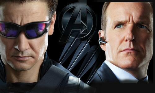Hawkeye & Coulson