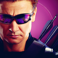 Hawkeye - jeremy-renner fan art