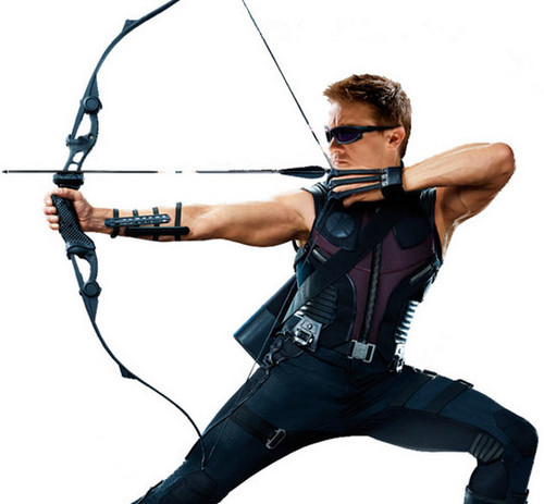 The Avengers wallpaper titled Hawkeye