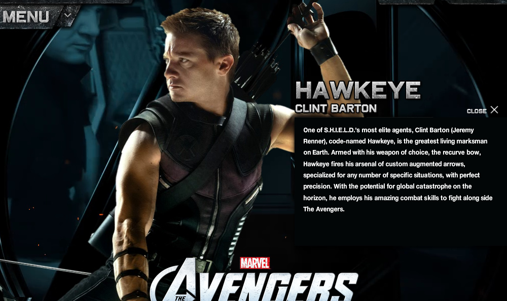 hawkeye how to search for keywords
