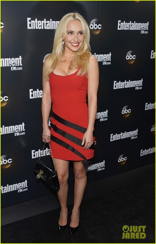 Hayden Panettiere: ABC Upfront with Connie Britton! - hayden-panettiere Photo