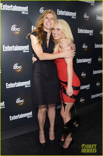 Hayden Panettiere: ABC Upfront with Connie Britton!