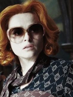 Helena as Dr. Julia Hoffman in 'Dark Shadows'