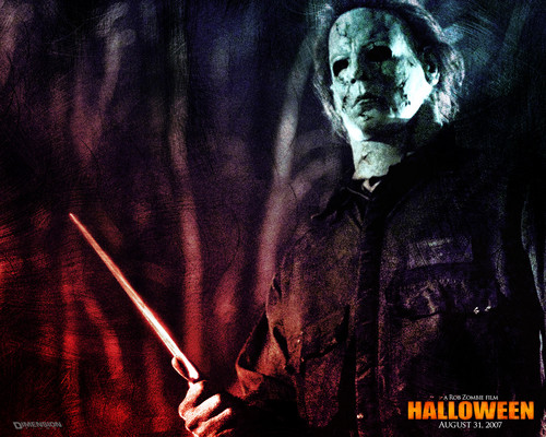 Here's Mikey!! - michael-myers Wallpaper