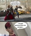 Hilarious Avengers Movie Pics - the-avengers fan art
