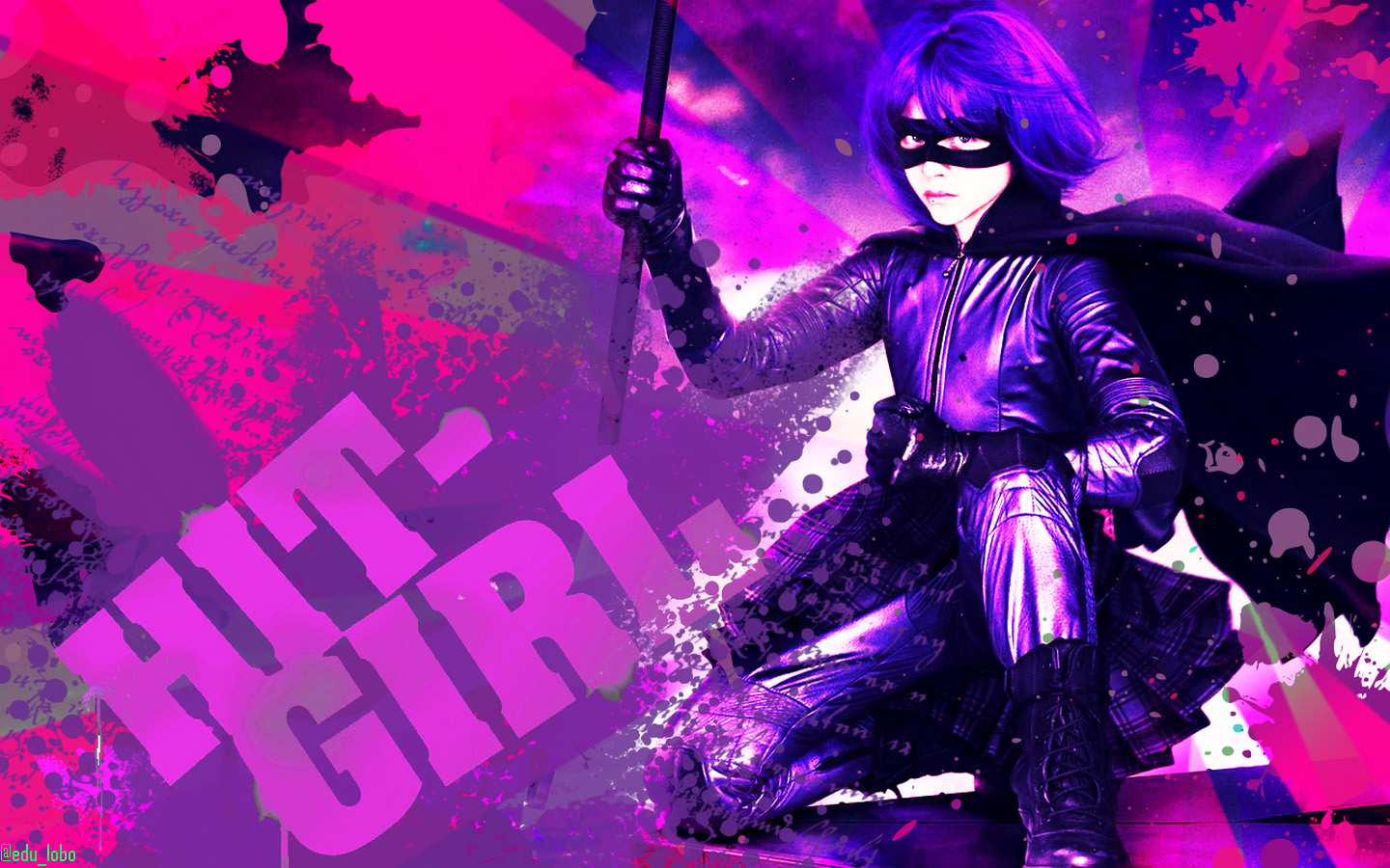 Love Wallpaper Kickass : Kick-Ass images Hit-Girl HD wallpaper and background ...