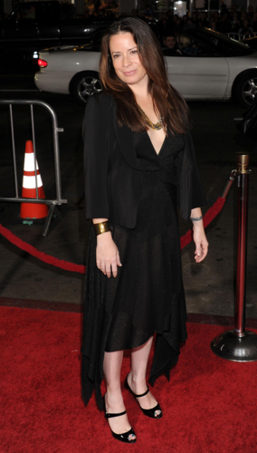 houx - This Means War Los Angeles Premiere - February 08, 2012