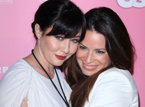 ہولی and Shannen - Us Weekly's Hot Hollywood 2012 Style Issue Event, April 18, 2012