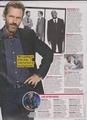 House MD Scans of the TV&amp;Satellite Mag dated 19-25 May 2012  - house-md photo