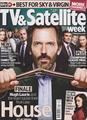 House MD Scans of the TV&Satellite Mag dated 19-25 May 2012  - house-md photo