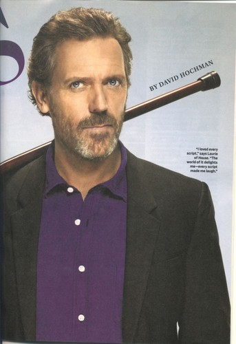 House MD- TVGuide Scans May 2012  (spoliers) - house-md Photo