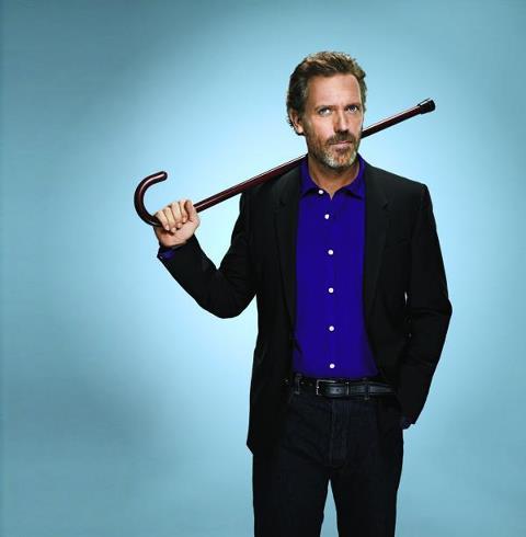 Hugh Laurie <333