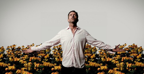 Hugh Laurie- House MD photoshoot 2005?