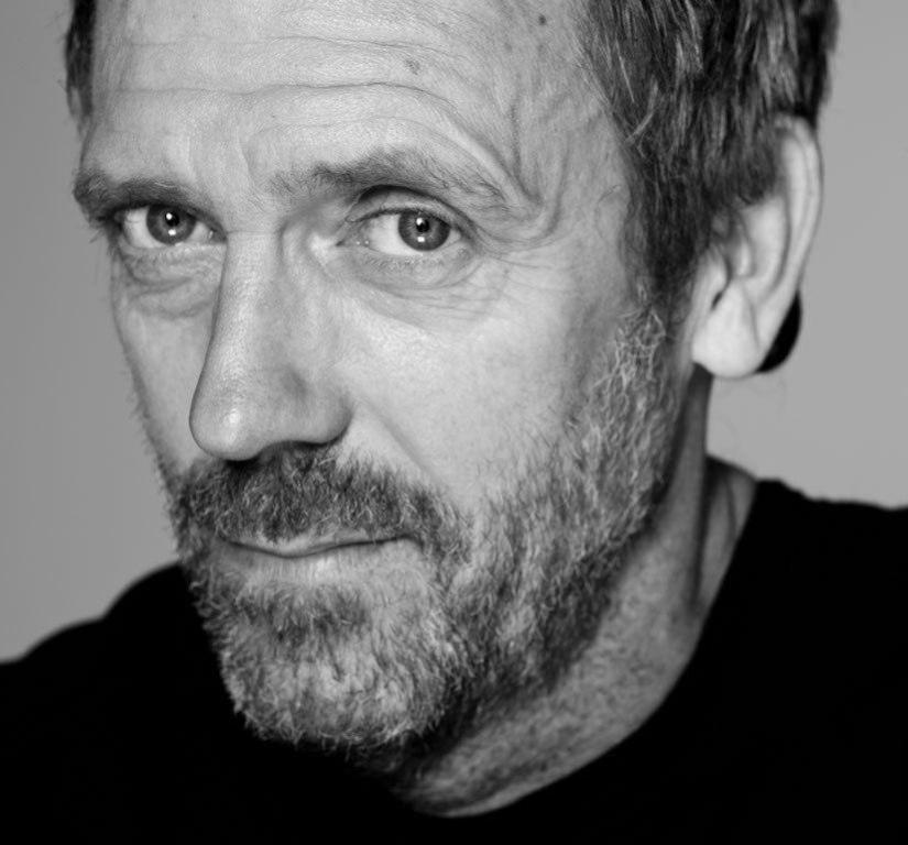 Hugh laurie and Hugh o...