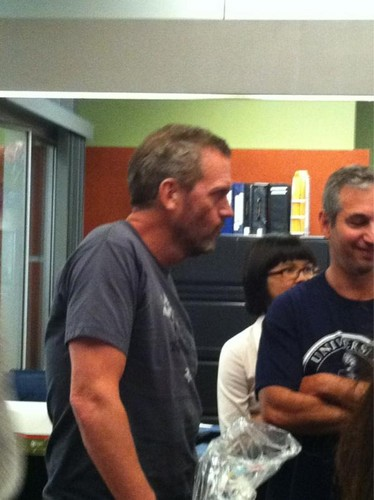 Hugh Laurie Set House MD