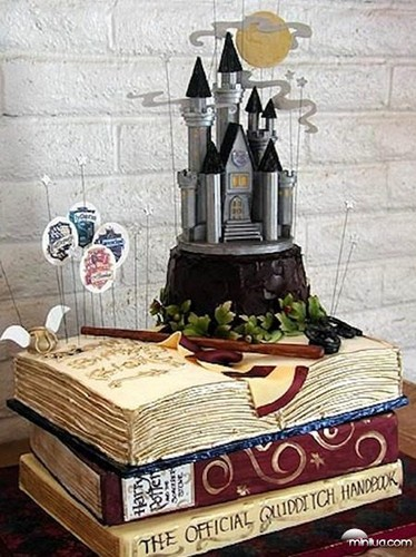 I want this to be my birthday cake *-*