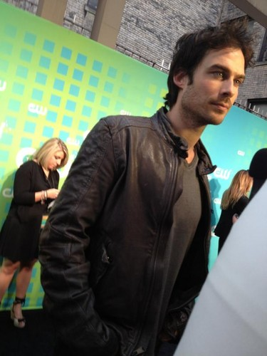 Ian The CW Upfronts 2012- first look - ian-somerhalder Photo