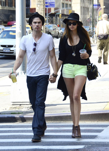 Ian and Nina in NY