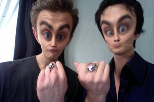 Ian and Paul :) - the-vampire-diaries-tv-show Photo