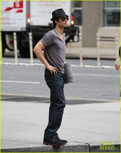 Ian in NYC - 14th May