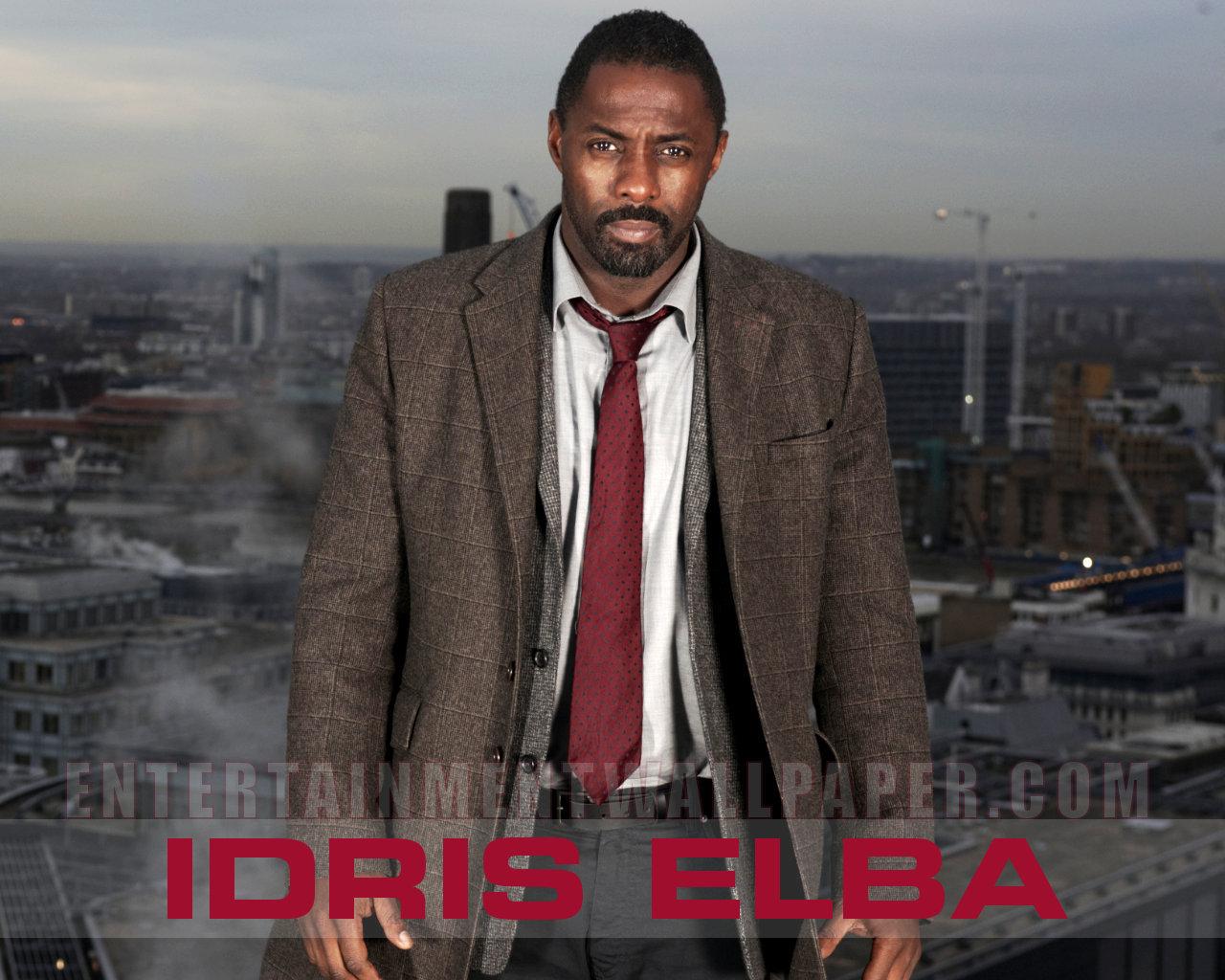 Idris Elba <333