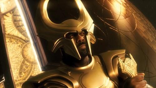 Idris in Thor 2