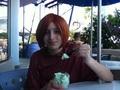 Italy love mint icecream