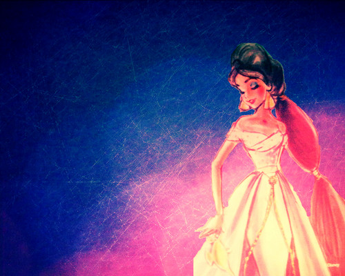 "The Colorful Princesses Collection: ""JASMINE"" ♥"