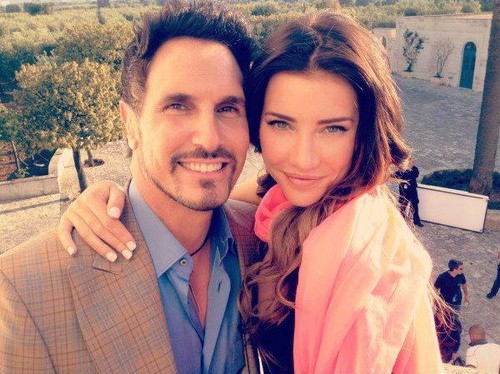 Jacqueline MacInnes Wood wallpaper probably containing a portrait entitled Jacqueline MacInnes Wood and Don Diamont