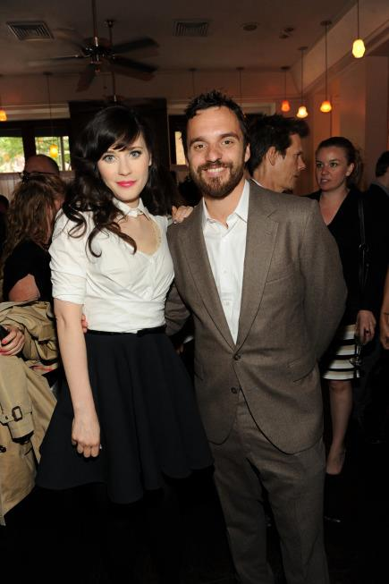Jake johnson zooey deschanel