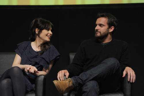 Jake & Zooey [May 2012] <333