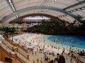 Japan's manmade beach!