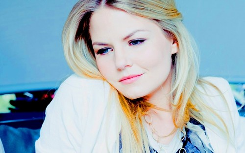 Jennifer Morrison - once-upon-a-time Wallpaper
