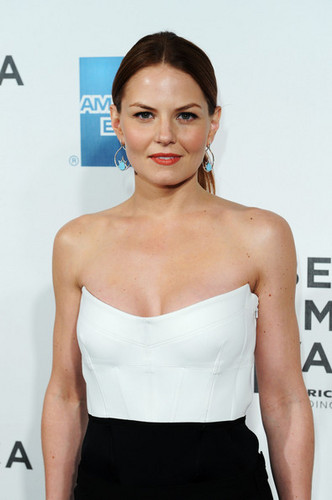 Jennifer Morrison @ the 2012 Tribeca Film Festival Screening of 'Knife Fight'