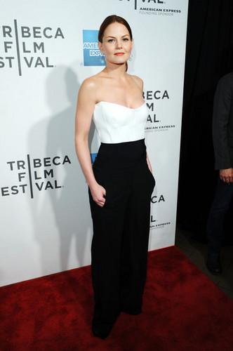 Jennifer Morrison @ the 2012 Tribeca Film Festival Screening of 'Knife Fight'