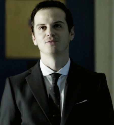 Jim Moriarty. Hiii!