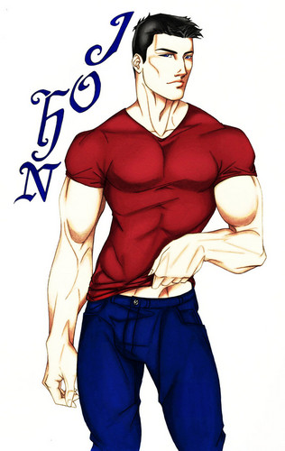 John Matthew - the-black-dagger-brotherhood Fan Art