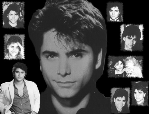 John Stamos wallpaper possibly containing a sign called John Stamos