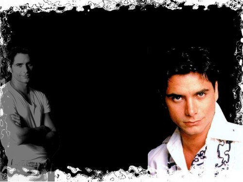 John Stamos wallpaper with a portrait titled John Stamos