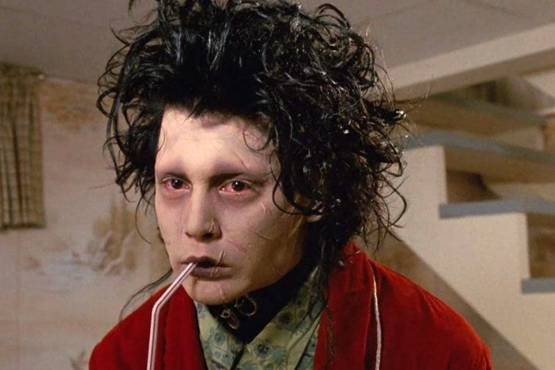johnny depp as edward scissorhands essay Edward scissorhands essay  johnny depp, 2008 this film  screenwriter caroline edward scissorhands analysis essay is what leads to be closely compared with.