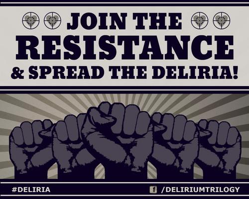 kom bij The Resistance Posters!